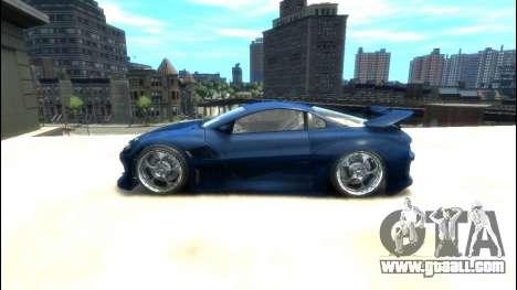CyborX CD XL-GT for GTA 4 right view