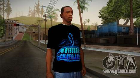 Melbourne Shuffle T-Shirt for GTA San Andreas