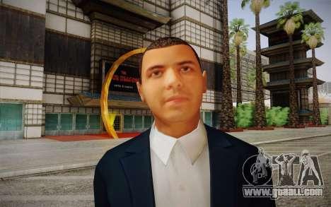 Vicente Zambada for GTA San Andreas third screenshot
