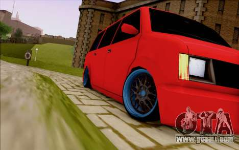 Moonbeam Stance for GTA San Andreas upper view