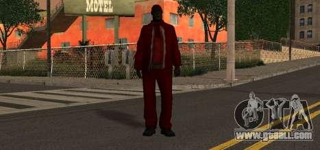 Santa Claus for GTA San Andreas