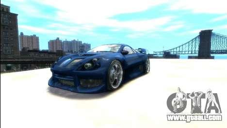 CyborX CD XL-GT for GTA 4