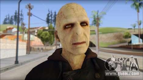 Lord Voldemort for GTA San Andreas third screenshot