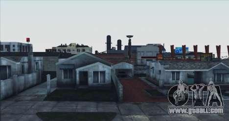 ViSA Beta 1 for GTA San Andreas second screenshot