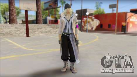 Final Fantasy XI - Snow for GTA San Andreas