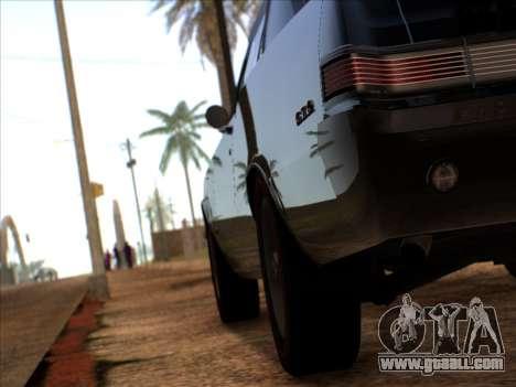 Lime ENB v1.1 for GTA San Andreas ninth screenshot