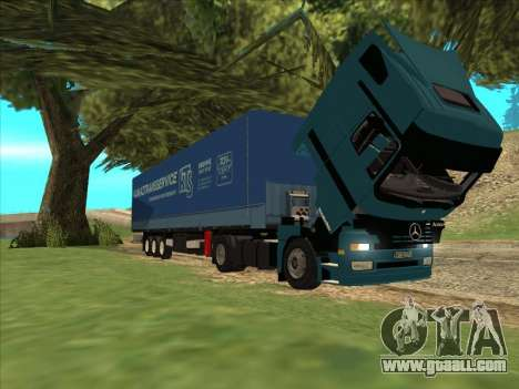 Mercedes-Benz Actros 1840 for GTA San Andreas