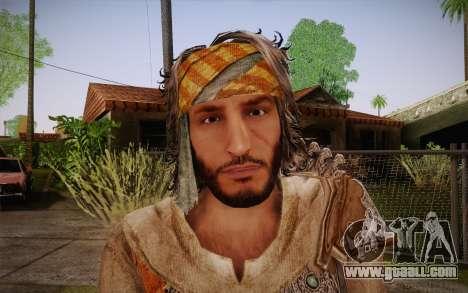 Yusuf Tazim from Assassin Creed: Revelation for GTA San Andreas third screenshot