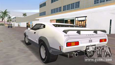 Ford XB GT Falcon Hardtop 1973 for GTA Vice City left view