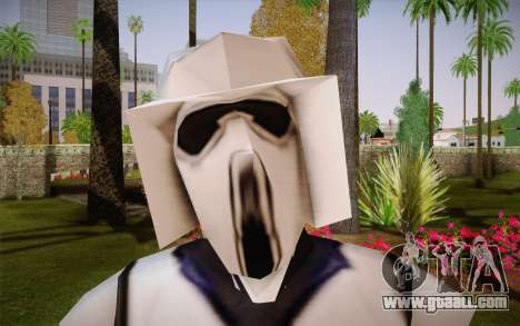 Scout trooper II for GTA San Andreas third screenshot