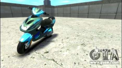 Yamaha Aero X Polini for GTA 4