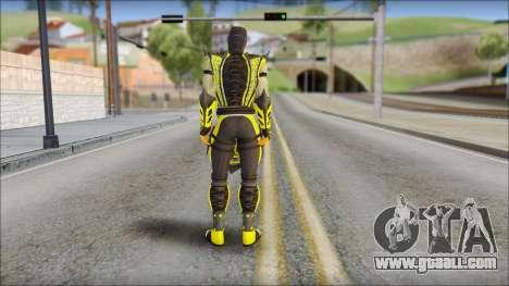 Scorpion Skin v2 for GTA San Andreas second screenshot