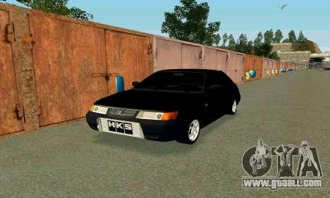 VAZ 21123 Turbo for GTA San Andreas