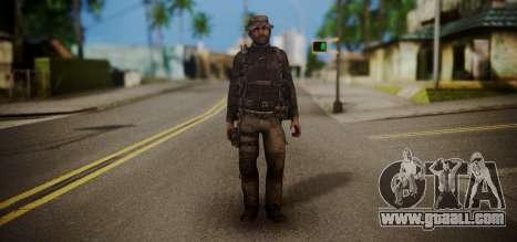 John Price for GTA San Andreas
