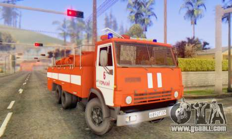 KamAZ 53212 AP-5 [IVF] for GTA San Andreas