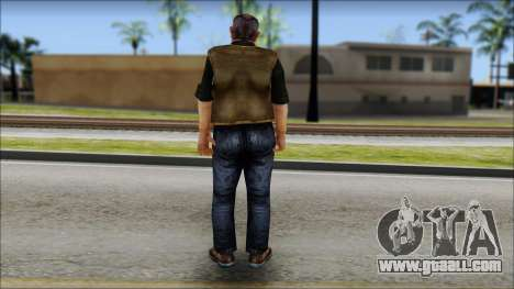 BarMan of 100 X-Ray for GTA San Andreas third screenshot