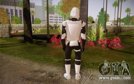 Scout trooper II for GTA San Andreas second screenshot