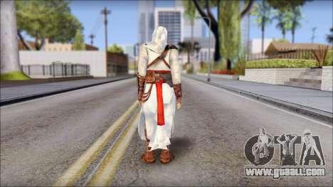 Assassin v2 for GTA San Andreas second screenshot