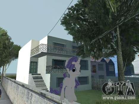 Rarity for GTA San Andreas fifth screenshot
