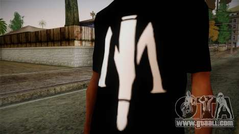 Shirt Madafaka for GTA San Andreas third screenshot