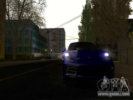 ENB by Makar_SmW86 v5.5 for GTA San Andreas forth screenshot