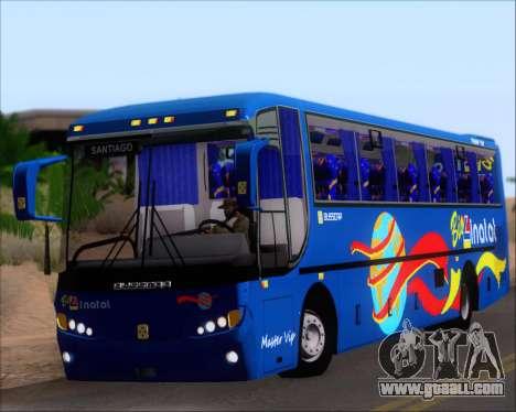 Busscar El Buss 340 Bio Linatal for GTA San Andreas