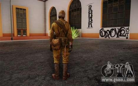 Nikolai from Killing Floor for GTA San Andreas second screenshot