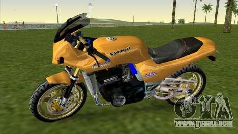 Kawasaki GPZ900R Ninja Tuned for GTA Vice City