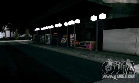 New Santa Maria Beach v1 for GTA San Andreas forth screenshot