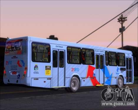 Marcopolo Torino G7 2007 - Volksbus 17-230 EOD for GTA San Andreas back left view