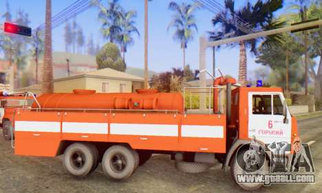 KamAZ 53212 AP-5 [IVF] for GTA San Andreas right view
