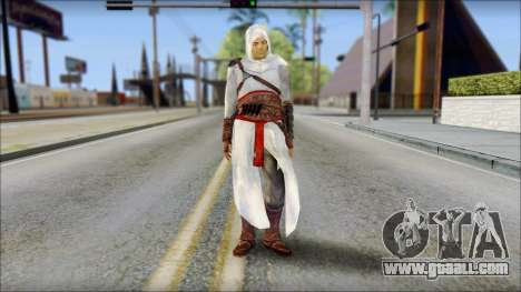 Assassin v3 for GTA San Andreas