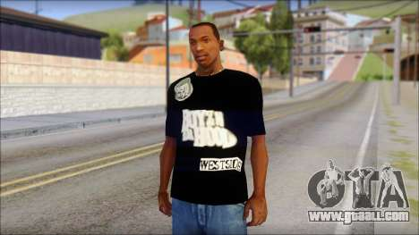 Dem Boyz T-Shirt for GTA San Andreas