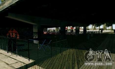 New Santa Maria Beach v1 for GTA San Andreas fifth screenshot
