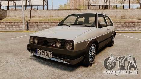 Volkswagen Golf GTI Mk2 for GTA 4