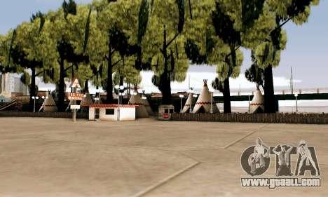 New Santa Maria Beach v1 for GTA San Andreas sixth screenshot