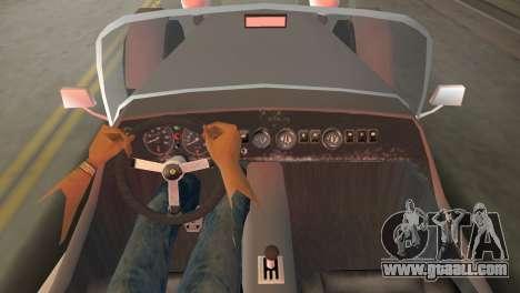 Caterham Super Seven for GTA Vice City back left view