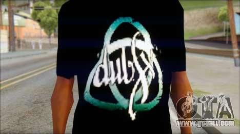 Dub Fx Fan T-Shirt v2 for GTA San Andreas third screenshot