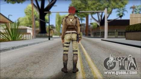 Tweed for GTA San Andreas second screenshot
