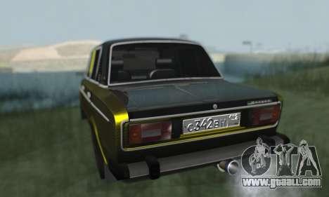 VAZ 2106 for GTA San Andreas engine