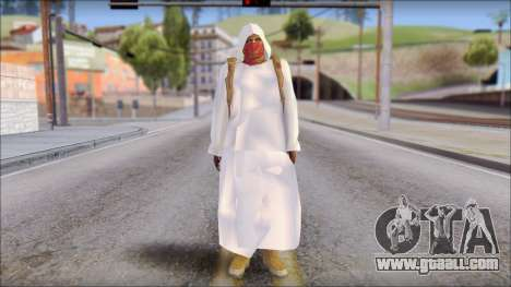 Arabian Skin for GTA San Andreas