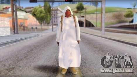 Arabian Skin for GTA San Andreas