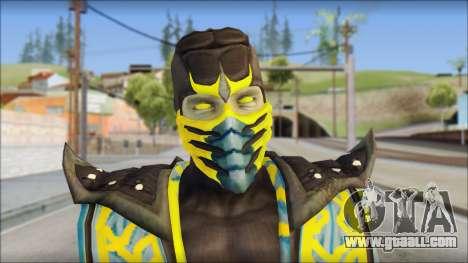 Scorpion Skin v2 for GTA San Andreas third screenshot