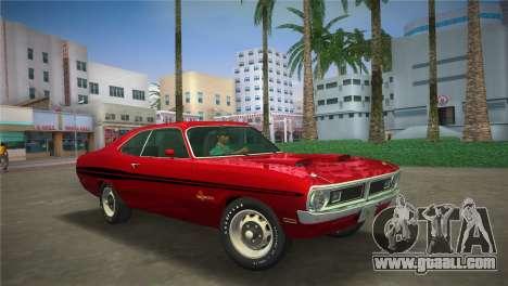 Dodge Dart Demon 340 1971 for GTA Vice City