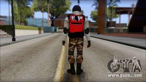 Peng Thug for GTA San Andreas third screenshot