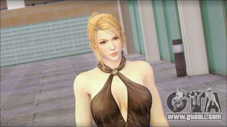 Sarah from Dead or Alive 5 v3 for GTA San Andreas third screenshot