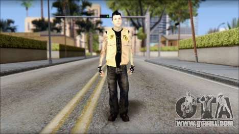 Joel from Good Charlotte for GTA San Andreas