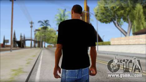 DC Shoes Shirt for GTA San Andreas second screenshot