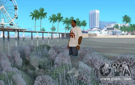 Walking on water for GTA San Andreas second screenshot