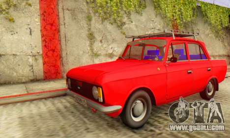 Moskvich 412 [DSA] for GTA San Andreas